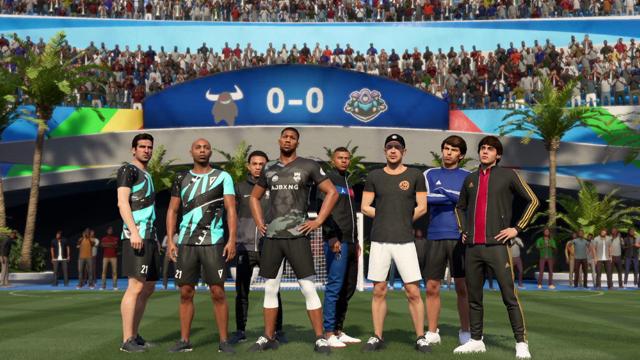 FIFA 21 no presenta cambios significativos y da la sensación que EA se guardó la revolución para la siguiente generación