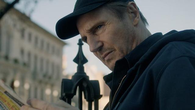 Venganza Implacable, Honest Thief, es la enésima vez que vemos a Liam Neeson en el mismo papel