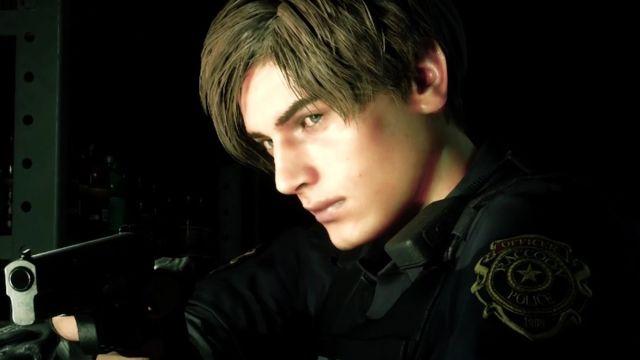 Avan Jogia Leon Kennedy Resident Evil