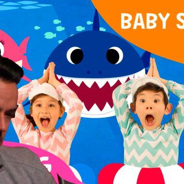 Baby Shark supera a Despacito como el video más visto en YouTube