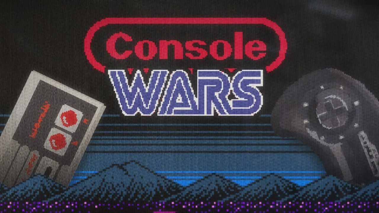 Console Wars Documental