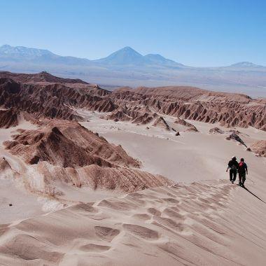 Desierto de Atacama ayuda a investigaciones en Marte