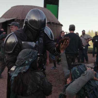 Documental de The Mandalorian estrena segunda parte
