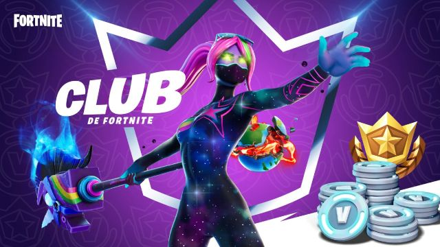 Epic Games lanza Club de Fortnite