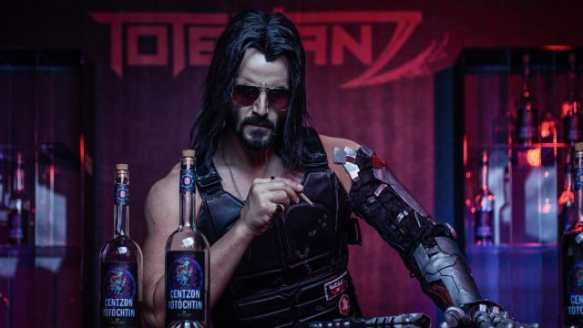 Keanu Reeves protagoniza Cyberpunk 2077