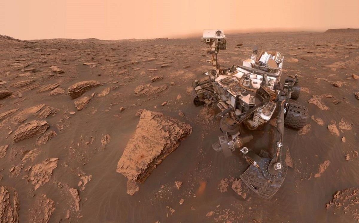 El rover Curiosity descubre evidencia de la antigua mega-inundación de Marte