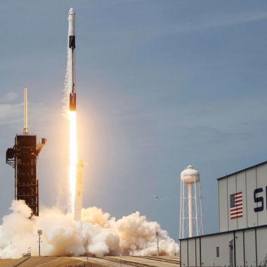 Misión Crew-1 SpaceX