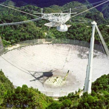 Radiotelescopio de Arecibo no seguirá operando