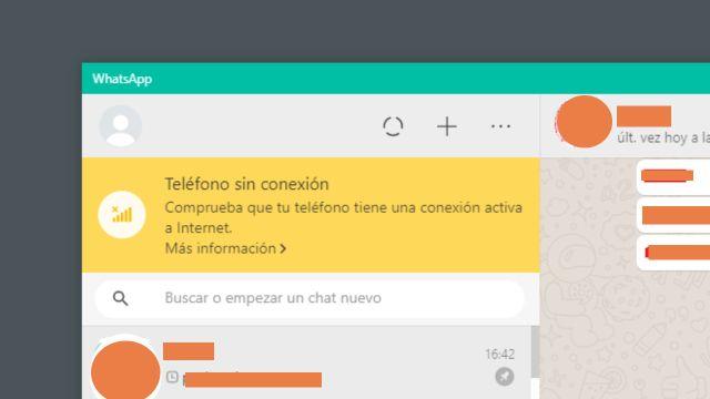 WhatsApp: Con este sencillo truco puedes eliminar la leyenda de 'Teléfono sin conexión'