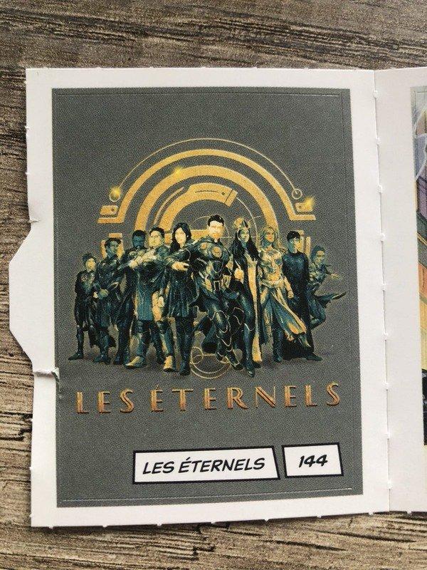 The Eternals imagen promocional filtrada