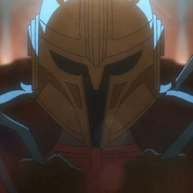 The Mandalorian anime