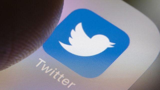 Twitter Aplicación Teléfono