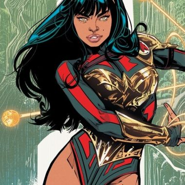 Wonder Girl Future State