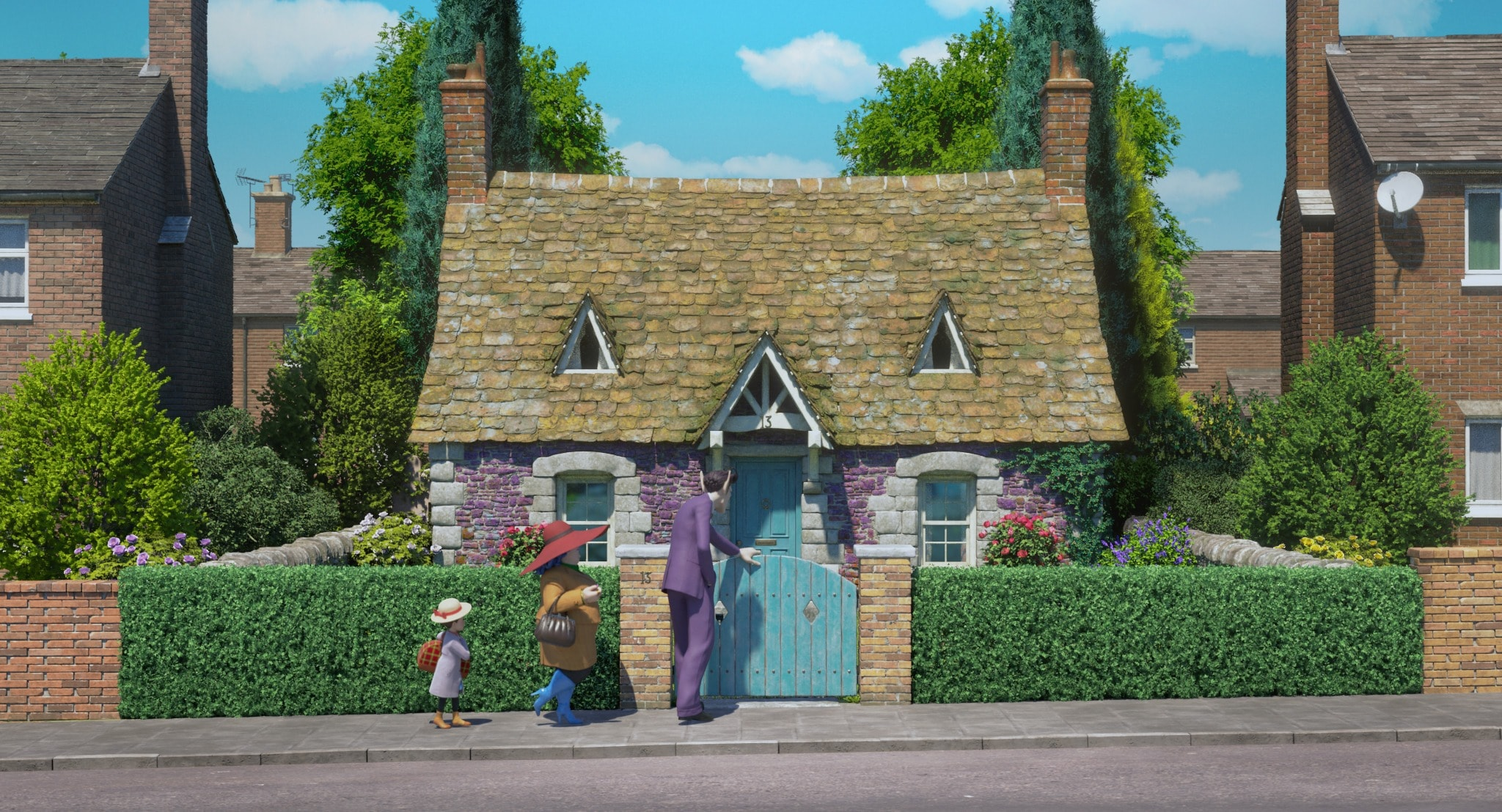 Earwig and the Witch, Studio Ghibli