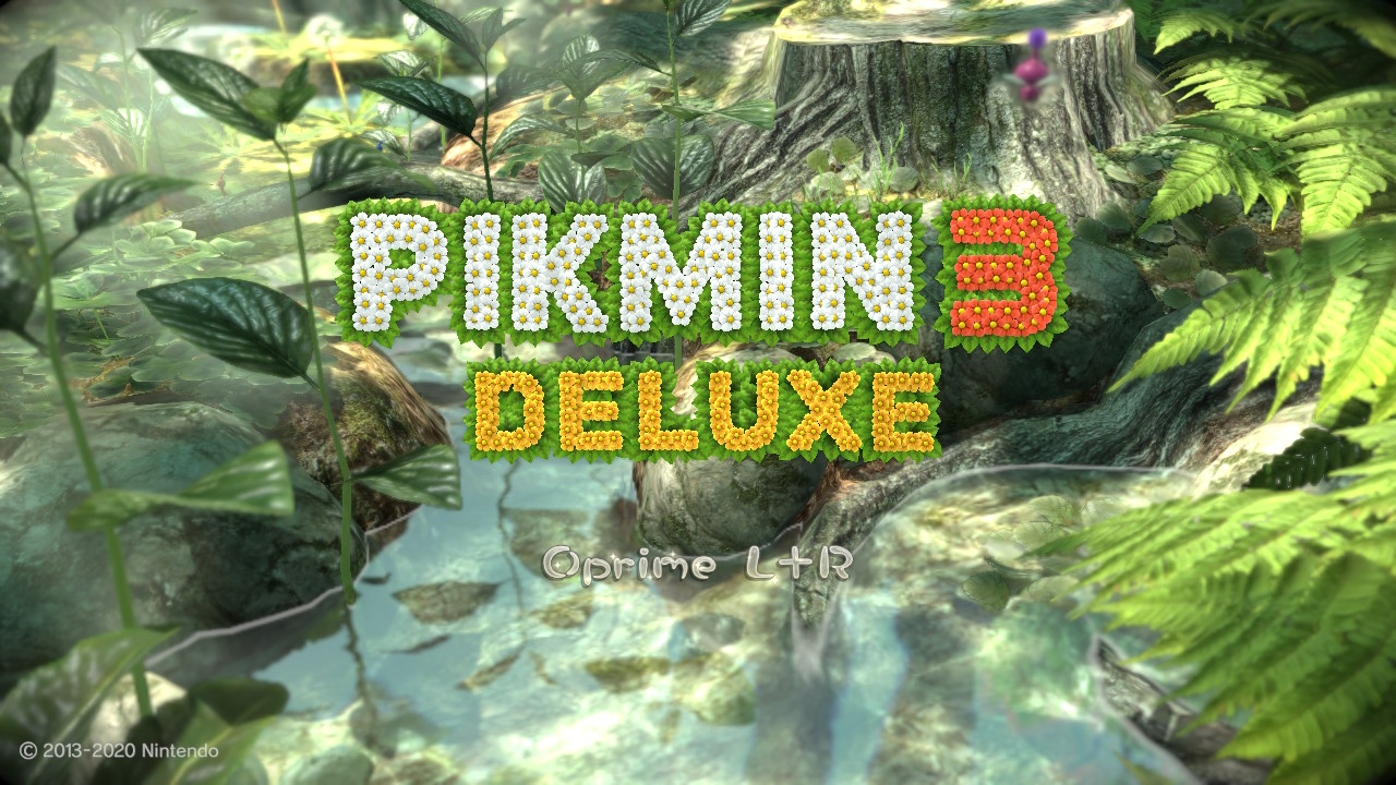 Reseña: Pikmin 3 Deluxe