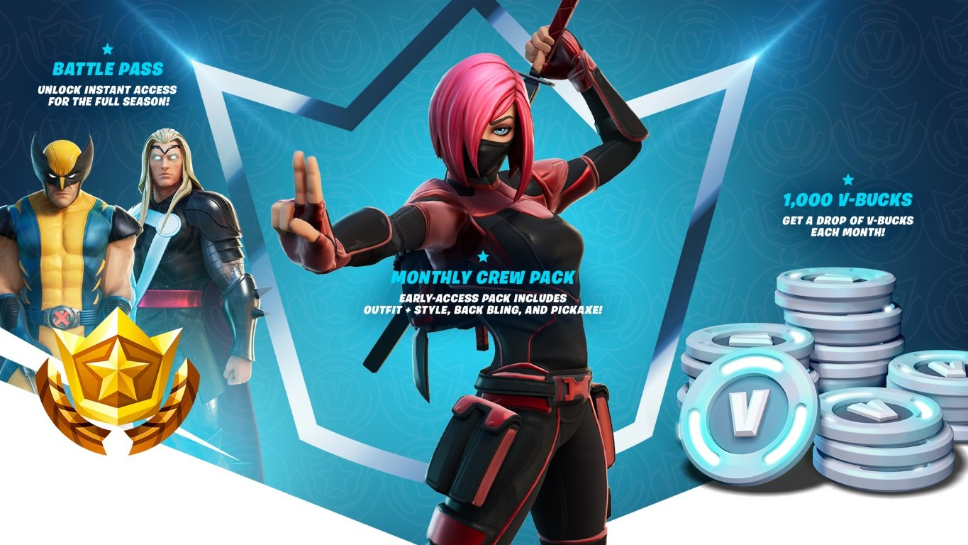 fortnite monthly subscription