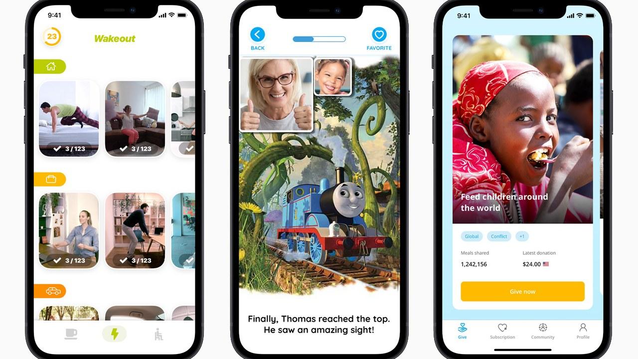 Estas son las mejores apps de App Store