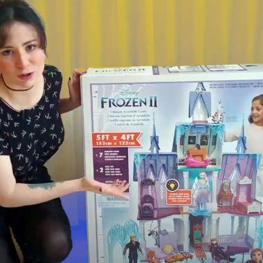 Castillo arendelle Frozen 2 reseña
