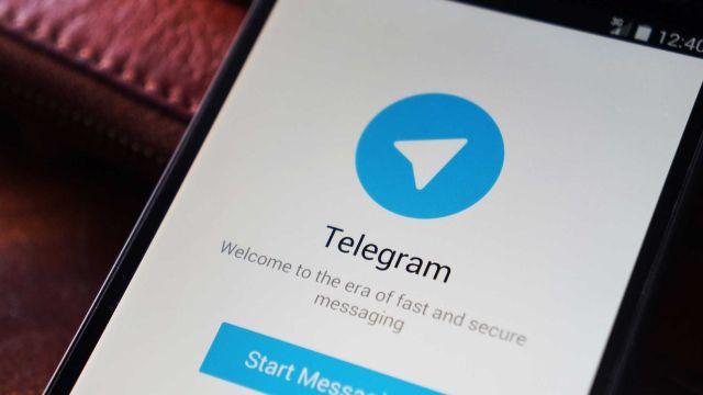 Telegram agrega chats de voz grupales
