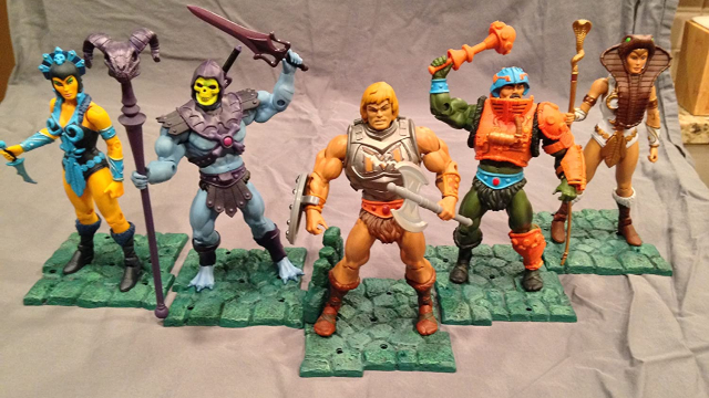Console Wars He-Man