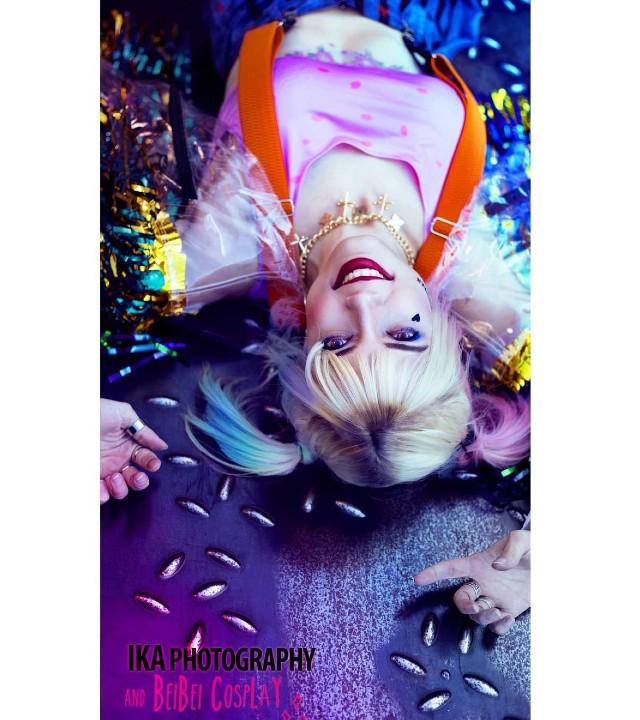 DC Comics_ Cosplayer hace el traje perfecto de Harley Quinn en 'Aves de Presa (1)