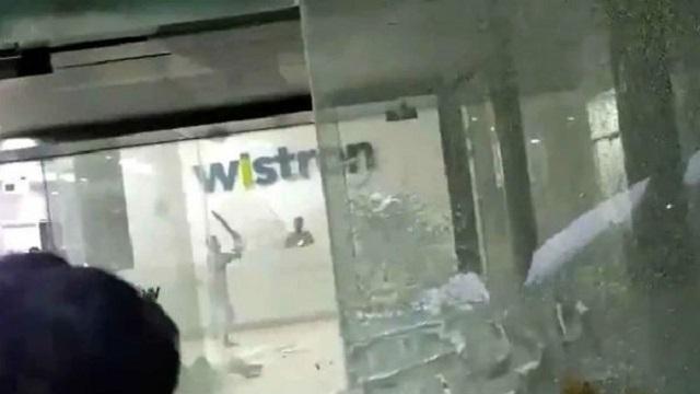 Empleados crean disturbios en fábrica de Apple