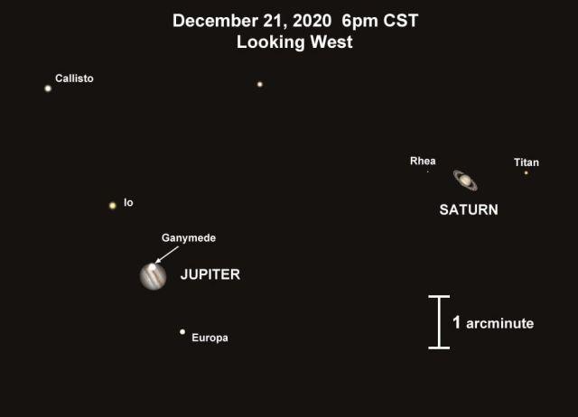 La Estrella de Belén será visible en diciembre