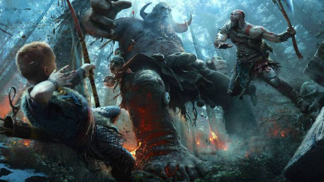 God of War videojuego