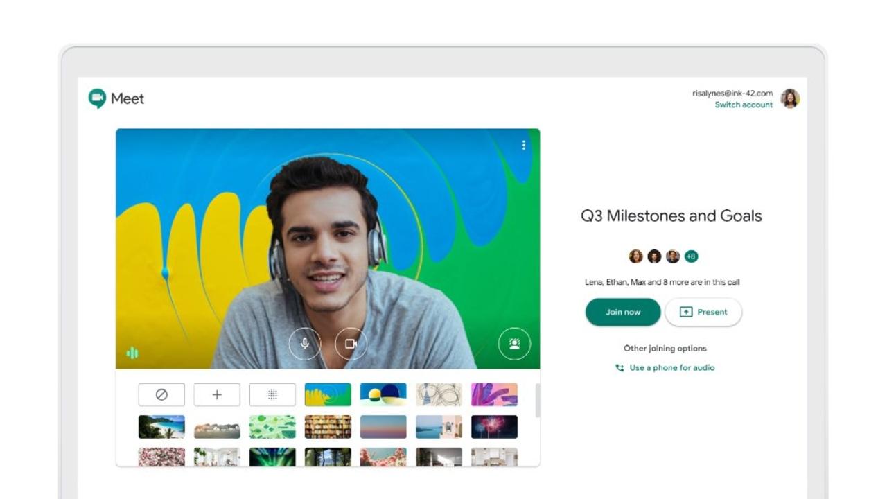 Google Meet agrega más idiomas de subtítulos