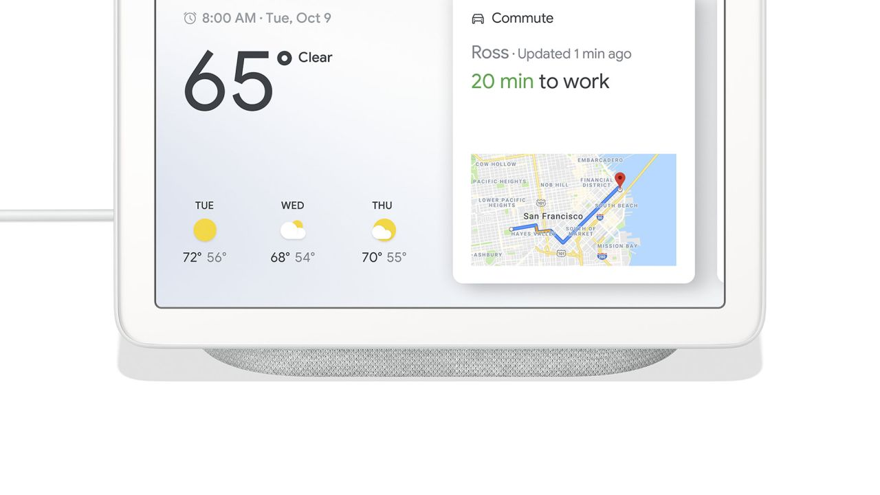 Google Nest Hub reseña especificaciones y precio