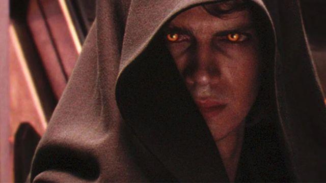 Anakin Skywalker en Star Wars La venganzade los Sith