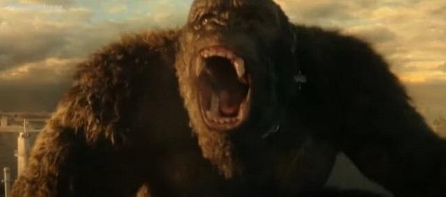 Primeras Imágenes de King Kong en Godzilla v Kong