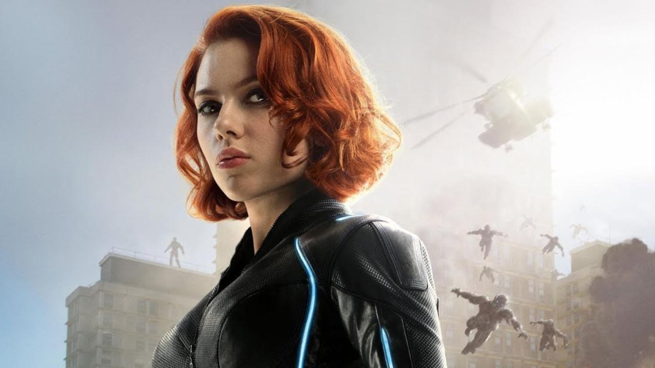 Marvel Black Widow Cosplay