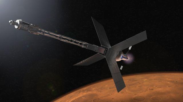 NASA planea terminar la operación en una década