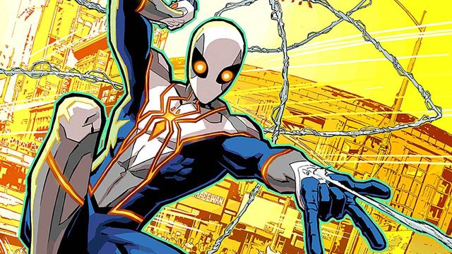 Spider-Man lucirá nuevo traje en 2021