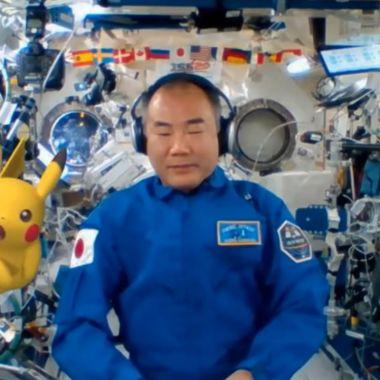 Pokémon recibe al 2021 desde el espacio