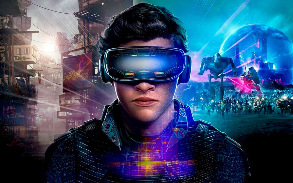 Ready Player One Póster