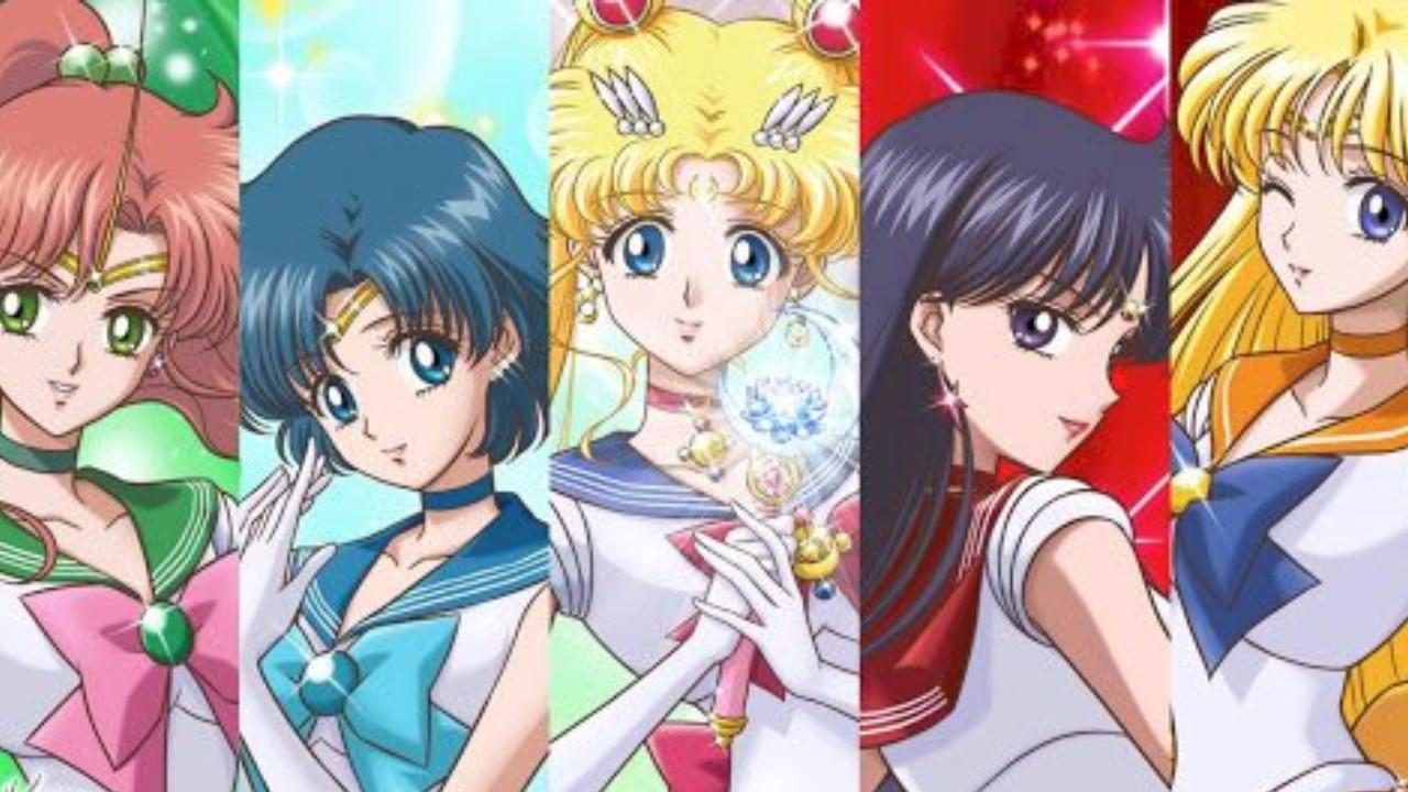 Sailor Moon: Un fan art le da una nueva visión al atuendo de las Sailor Scouts