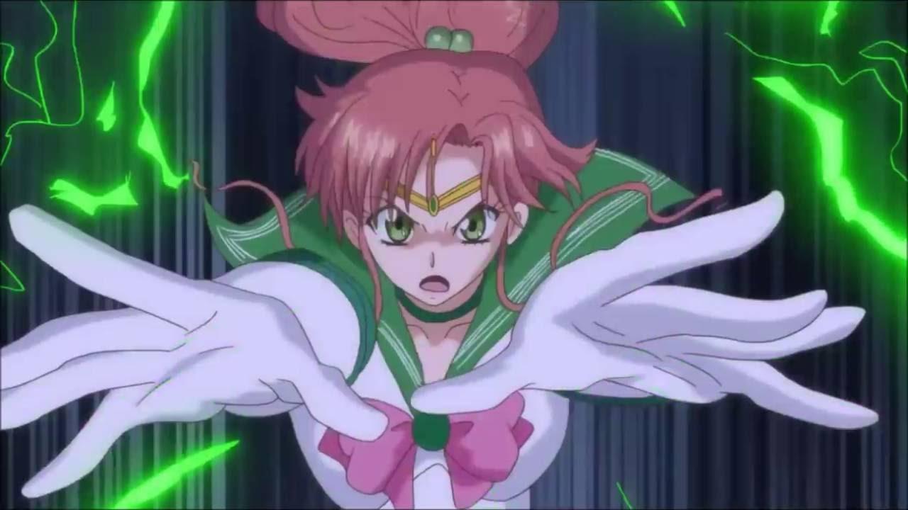 Sailor Moon_ Artista pone a luchar a Sailor Júpiter contra zombies en este fan art