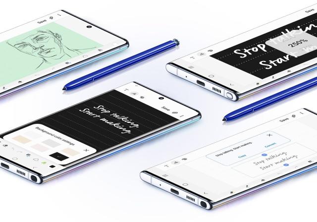 Samsung integrará S Pen a su Galaxy S21