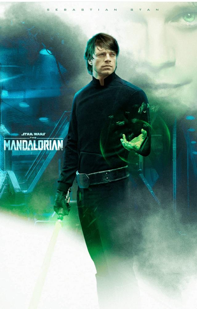 Sebastian Stan como Luke Skywalker-min