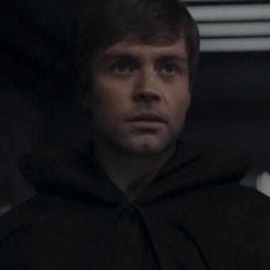 Luke Skywalker en The Mandalorian