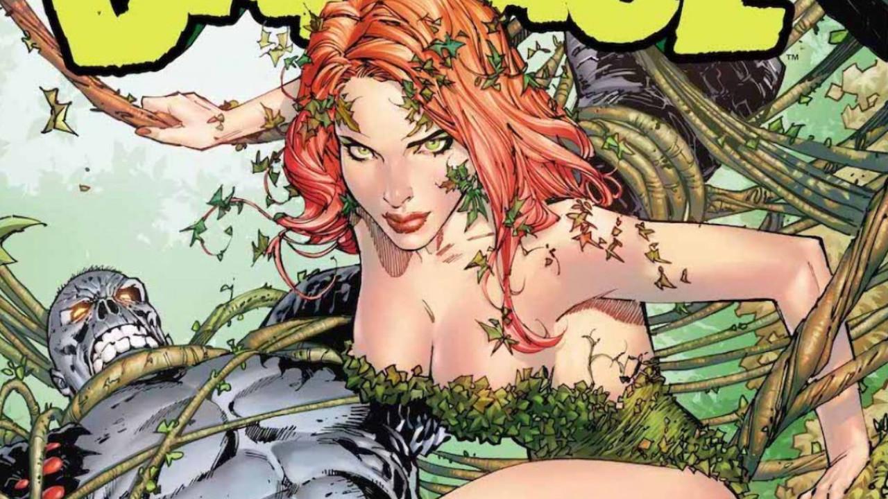 DC Comics: Cosplayer le da vida a Poison Ivy con un espectacular traje