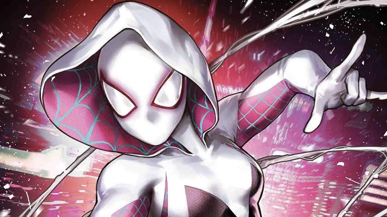 Marvel_ Chica realiza un sorprendente cosplay de Spider-Gwen demostrando sus dotes de bailarina