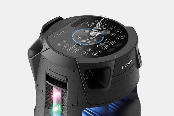 Sony MHC-V73D superior