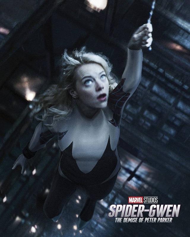 Fanart de Spider-Gwen