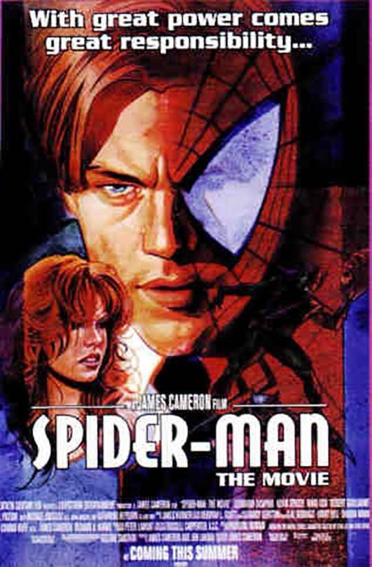 Póster de Spider-Man