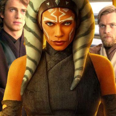 Star Wars anuncia series y peliculas