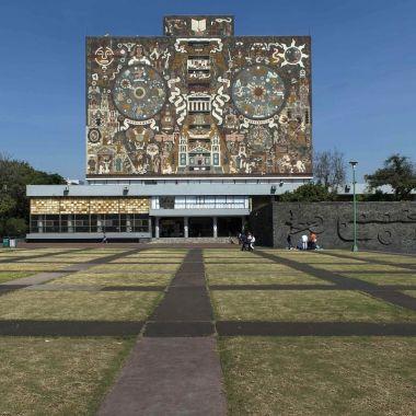 Biblioteca Central de la UNAM