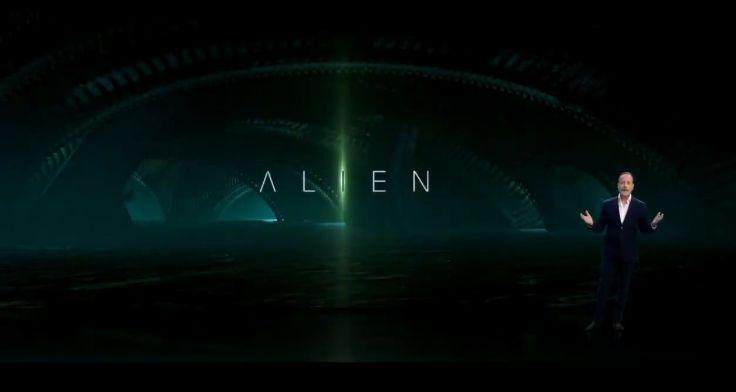 Nueva serie de Alien